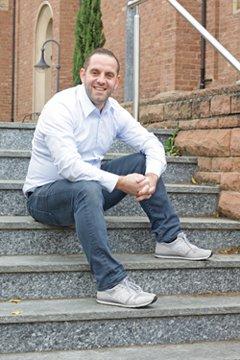 Bürgermeisterkandidat, Steffen Sternberger- Hahn